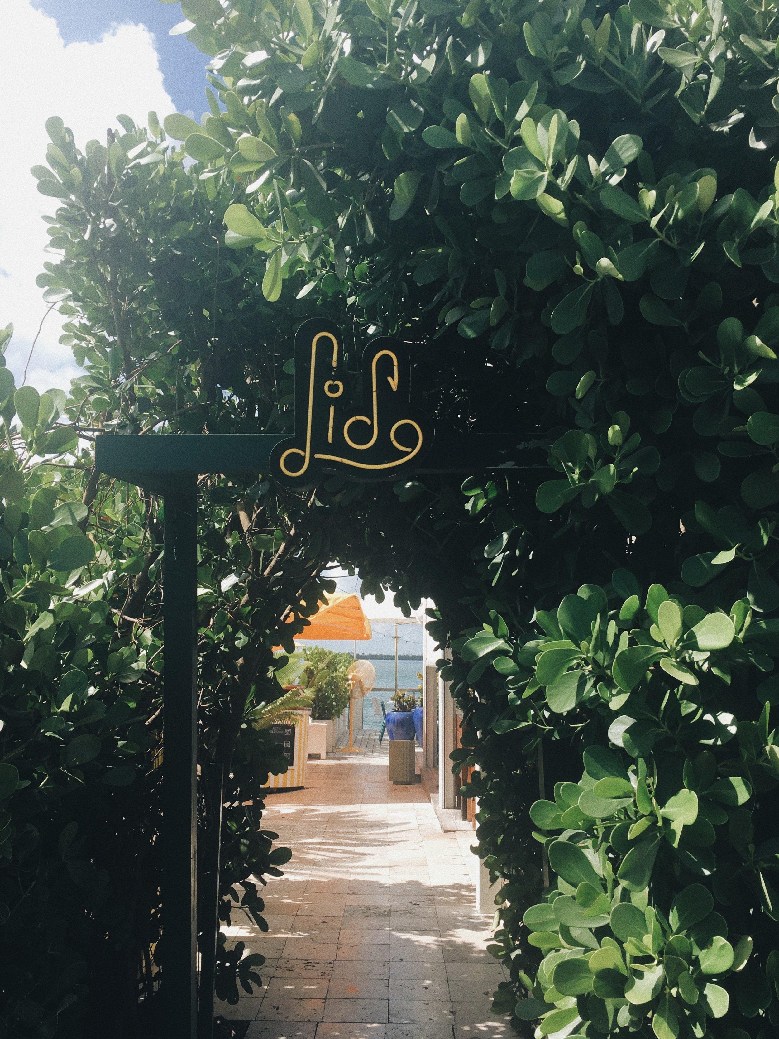 Lido Bayside Grill at The Standard Spa, Miami Beach | 40 Island Ave, Miami Beach, FL 33139
