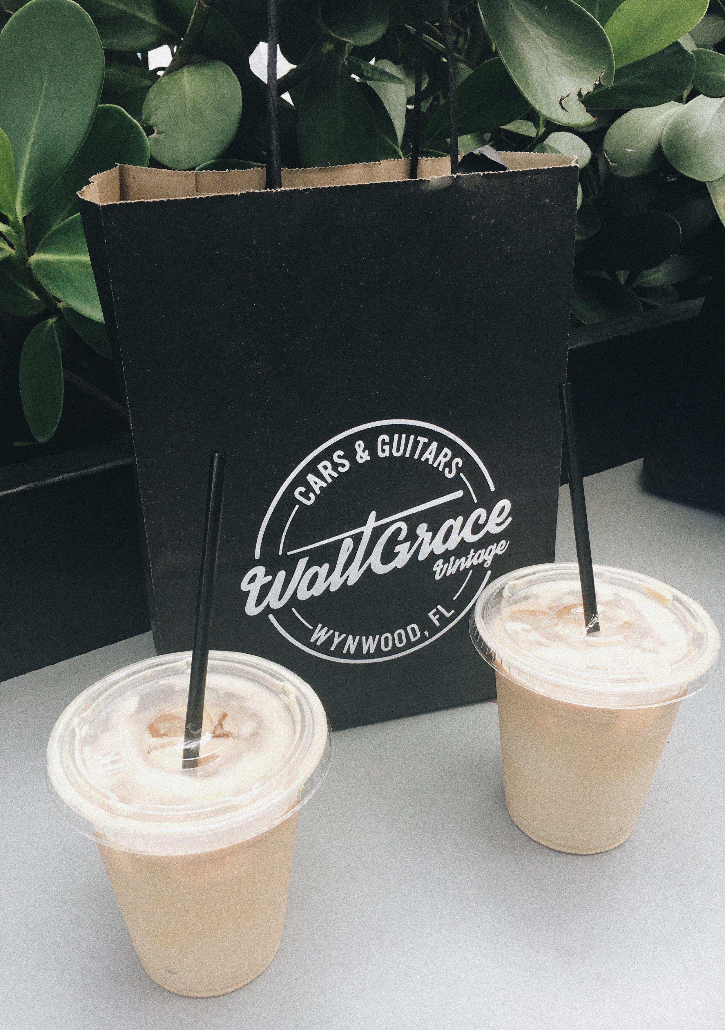 Panther Coffee + Walt Grace Vintage | Wynwood, Miami