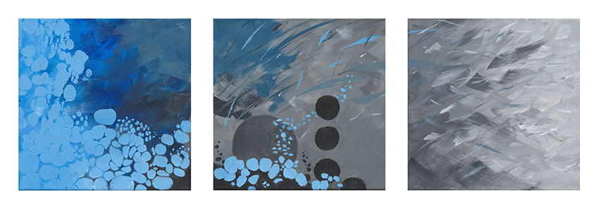 The Resonance of Footprints   by Marybee Kaufman