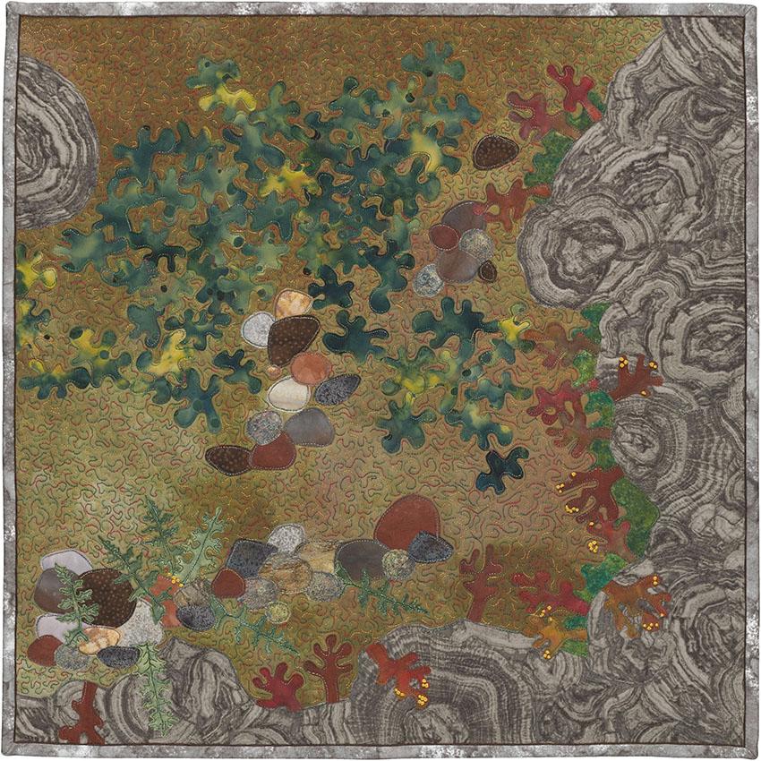 Wilderness Mosaic  by Charlotte Bird