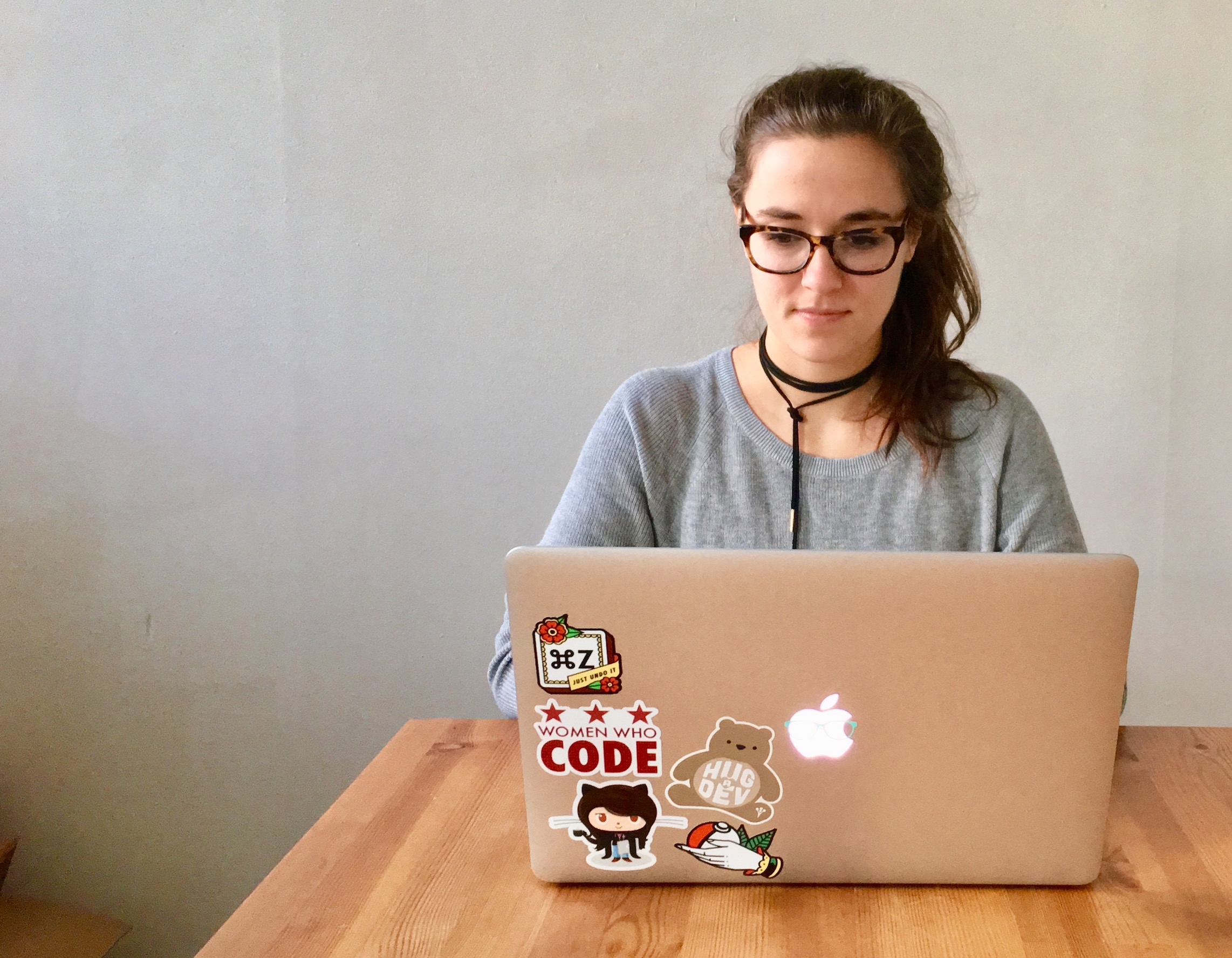 Mary-Katherine McKenzieHub I Member - Mary-Katherine is a self-taught programmer and a software engineer at WeddingWire. She stays active in the D.C. Tech community by being involved in Women Who Code DC and organizing the local branch of CodeNewbie meetups.