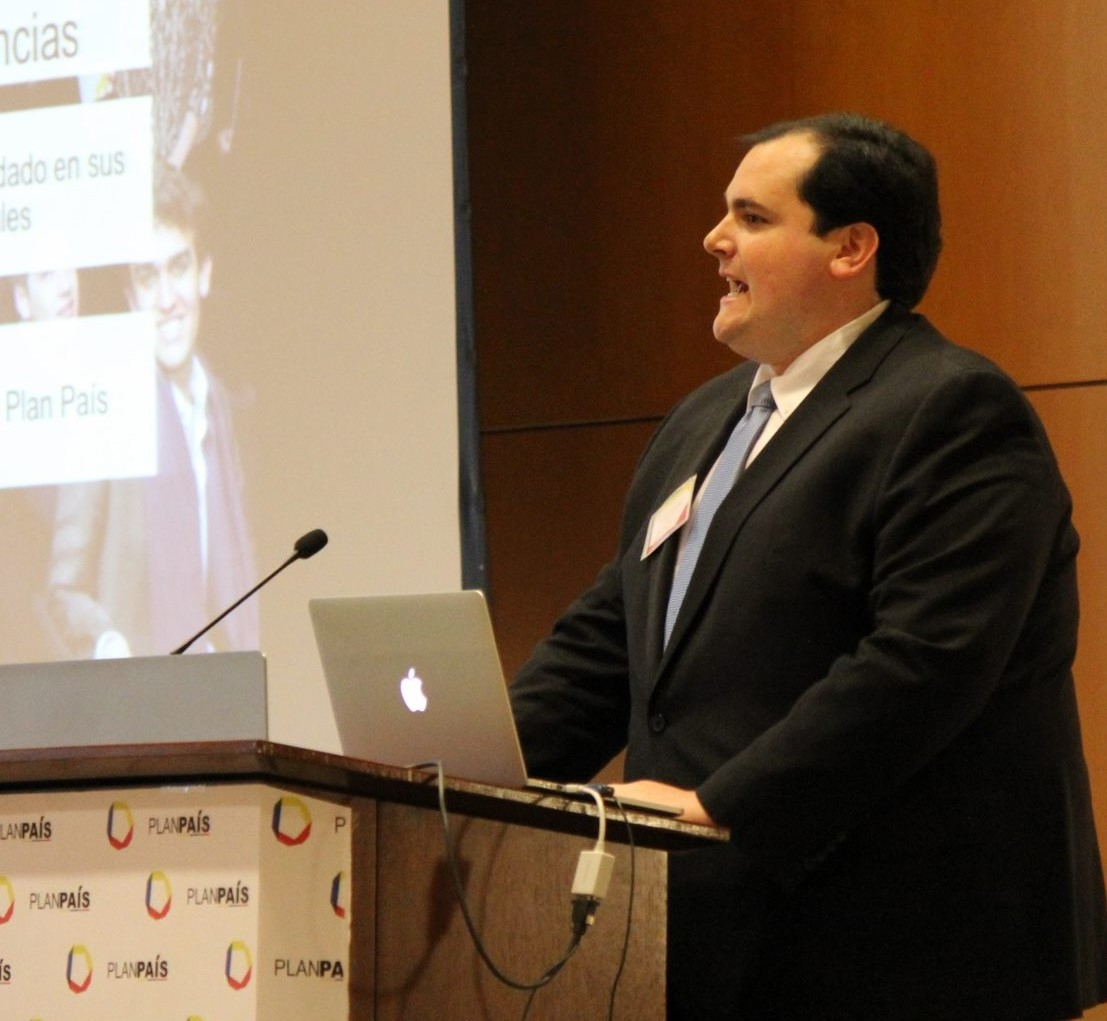 Juan Pio HernandezHub II Past Curator - Juan Pio Hernandez is a Washington D.C. based consultant focused in International Trade, Public Policy, International Relations and Agricultural Markets. He is currently the Managing Director at Innovatics Group LLC, an International Trade, Business and Policy consulting firm.