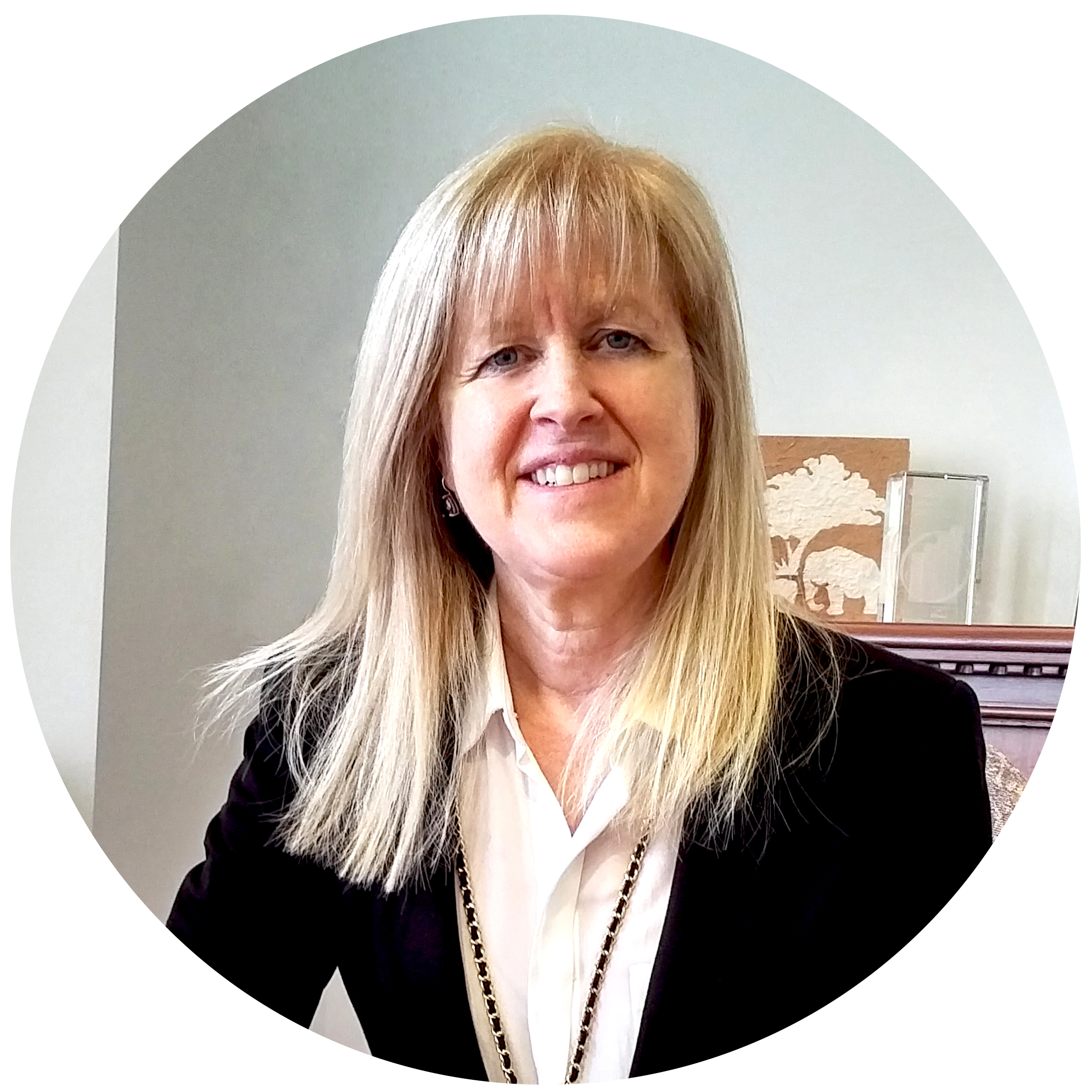 Kim Langen - Founder and CEO of Spirit of Math®. She is responsible for bringing WMO to Canada, and we will have the pleasure of having her attend the WMO 2019 Global Finals in Thailand with us.