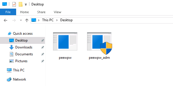 Writing  NET Executables for Pentesters - Part 2 — Peew pw