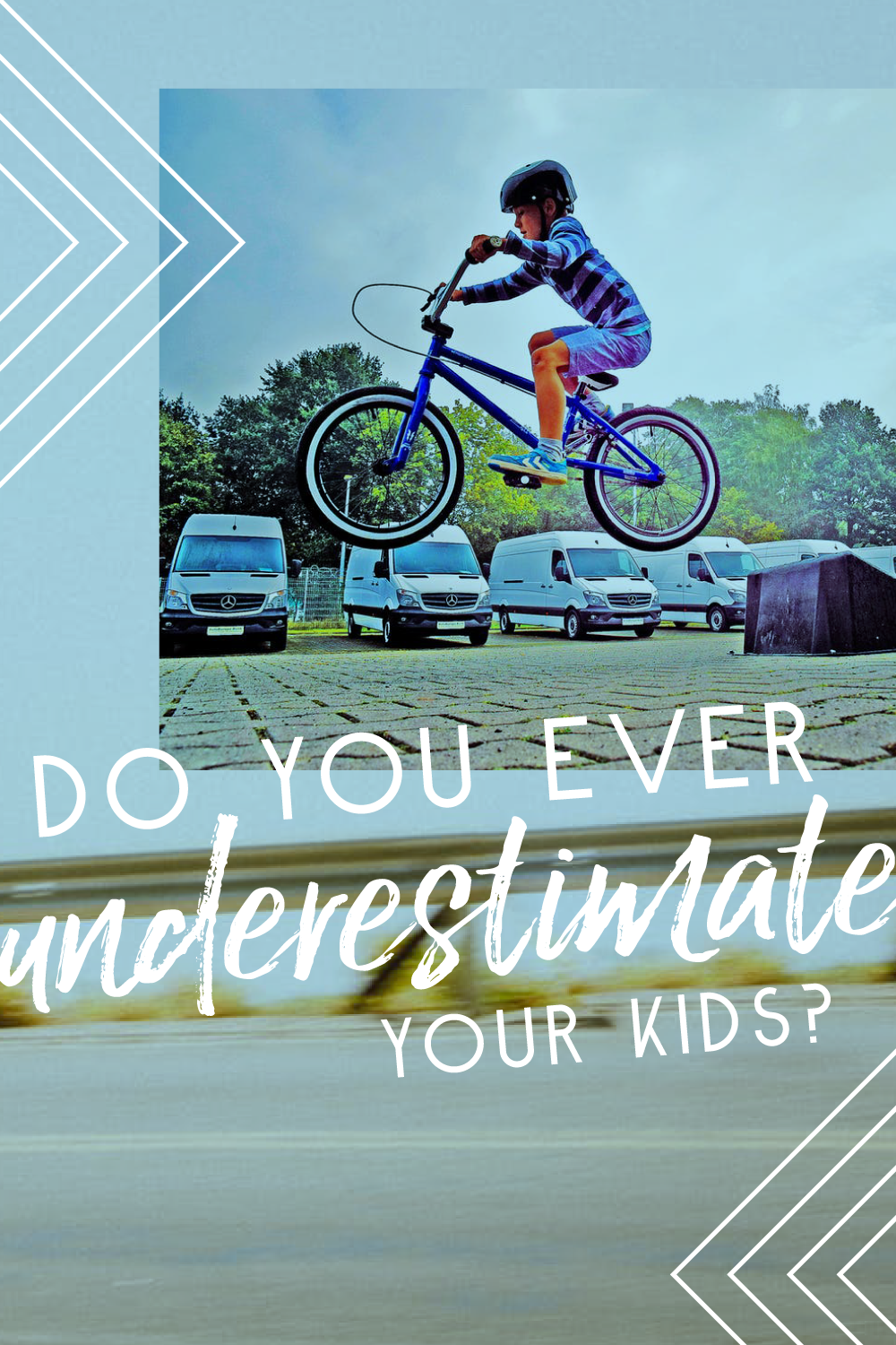 Underestimating your kids - Love Cubs