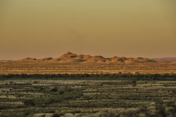Pilbara Chichester Ranges