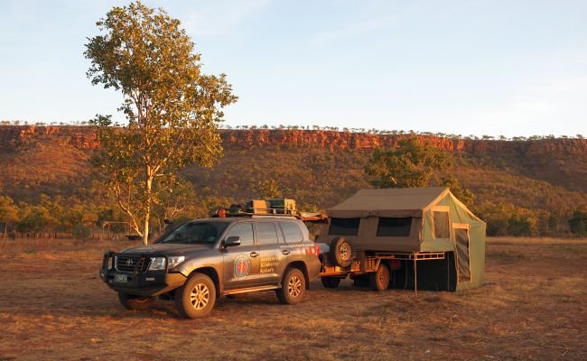 COMFORTABLE CAMPING TOURS   Explore the Pilbara & Karijini in comfort. Available on our private tours & ideal for families.