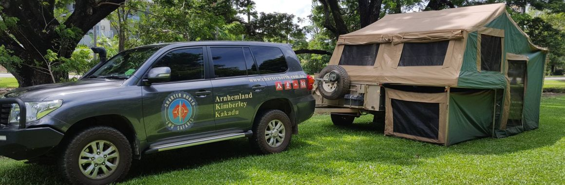 Karijini Tours luxury 4wd and camper trailer