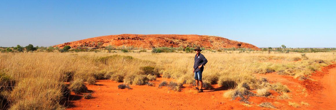 Red Rock Pilbara Outback