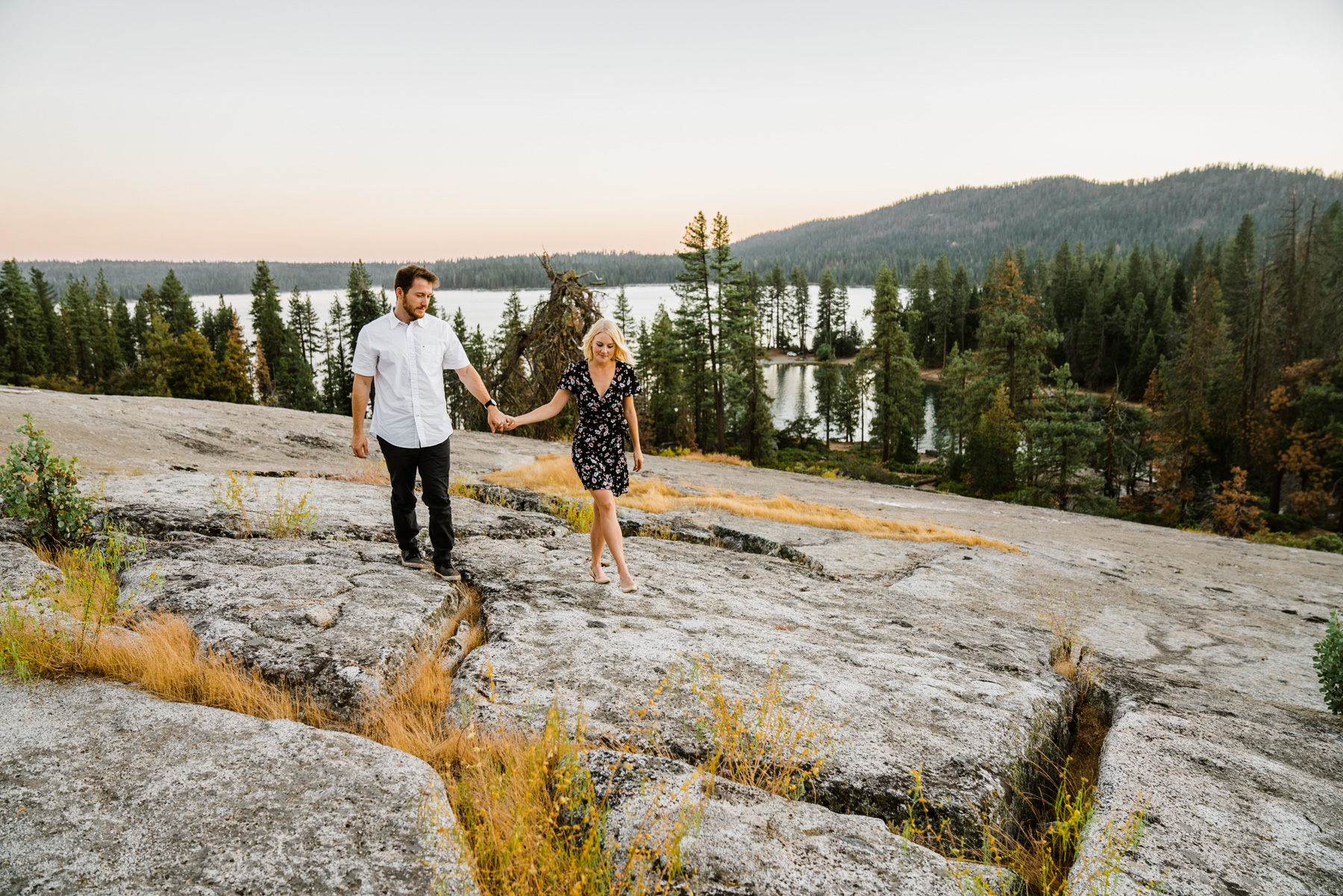 Shaver Lake Engagement Portraits - Meghan and Clay -  by Bessie Young Photography 2018 A7R2-244.jpg