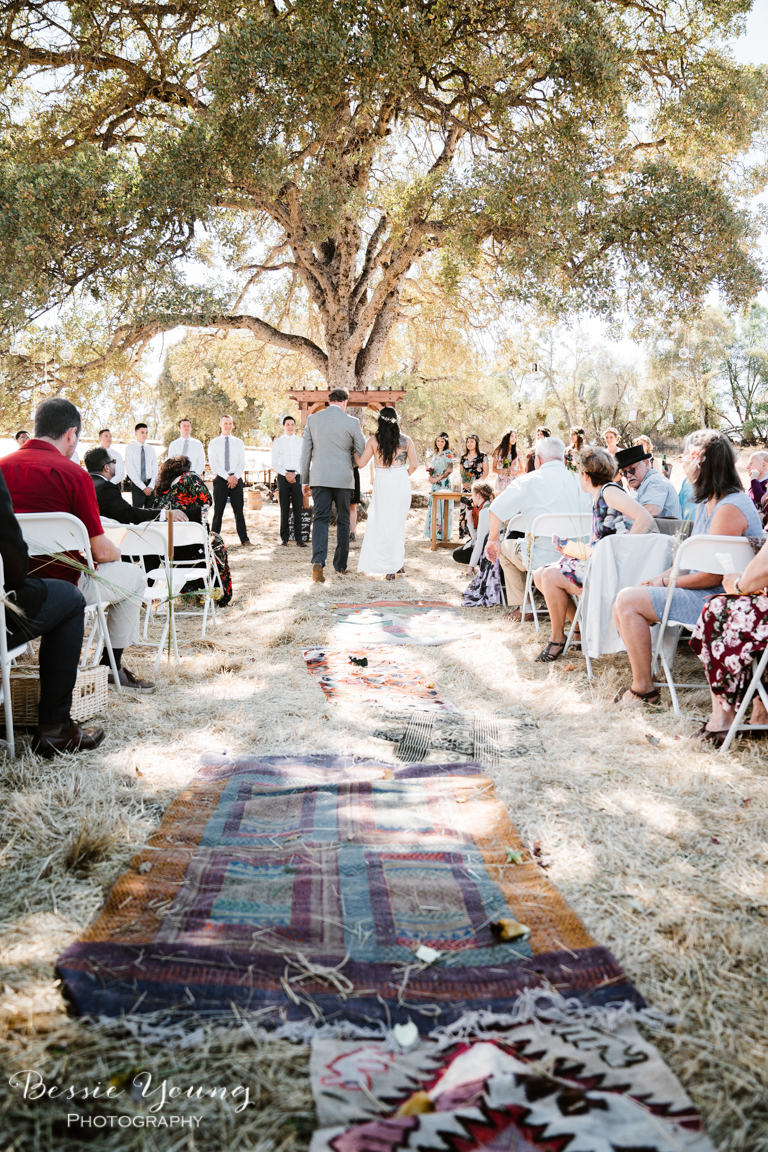 Zuni Vineyards Wedding by Bessie Young Photography - Bohemian Mix MatchedWedding