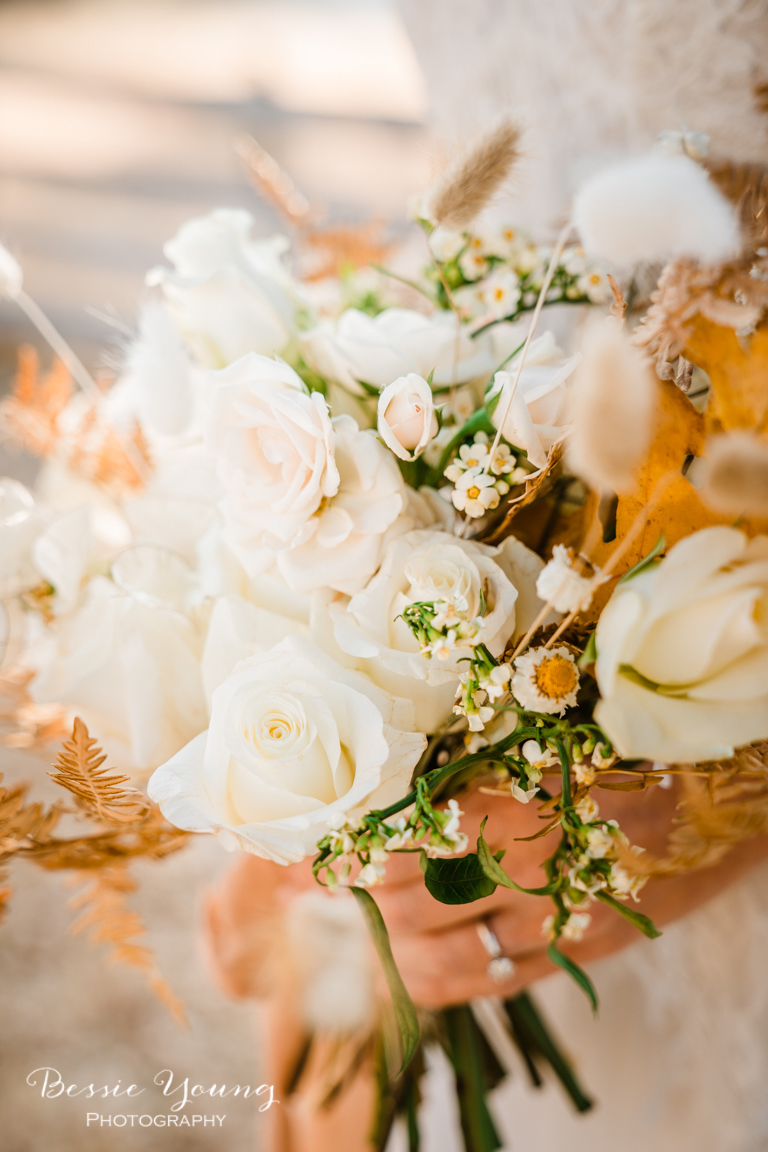 Wild Bud Creative Company Fall Bouquet by Bessie Young Photography