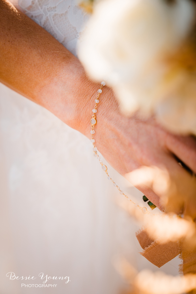 Handmade Wedding Jewelry Inspiration - Lotus Living Designs by Bessie Young Photography