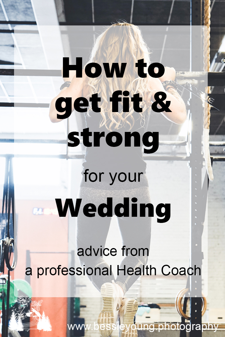 How to get strong and fit for your wedding - Advice from a professional RN and Health Coach - Jessica Lanier by Bessie Young Photography.jpg