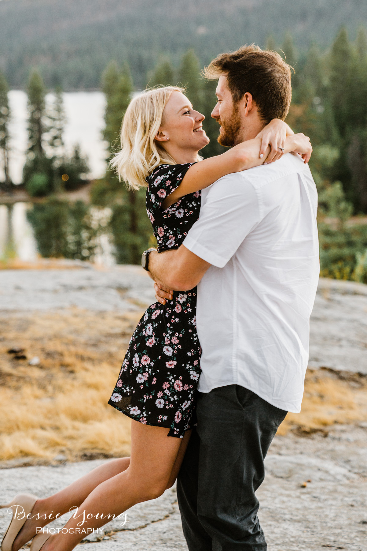 Shaver Lake Engagement Portraits - Meghan and Clay -  by Bessie Young Photography 2018 A7R2-271.jpg