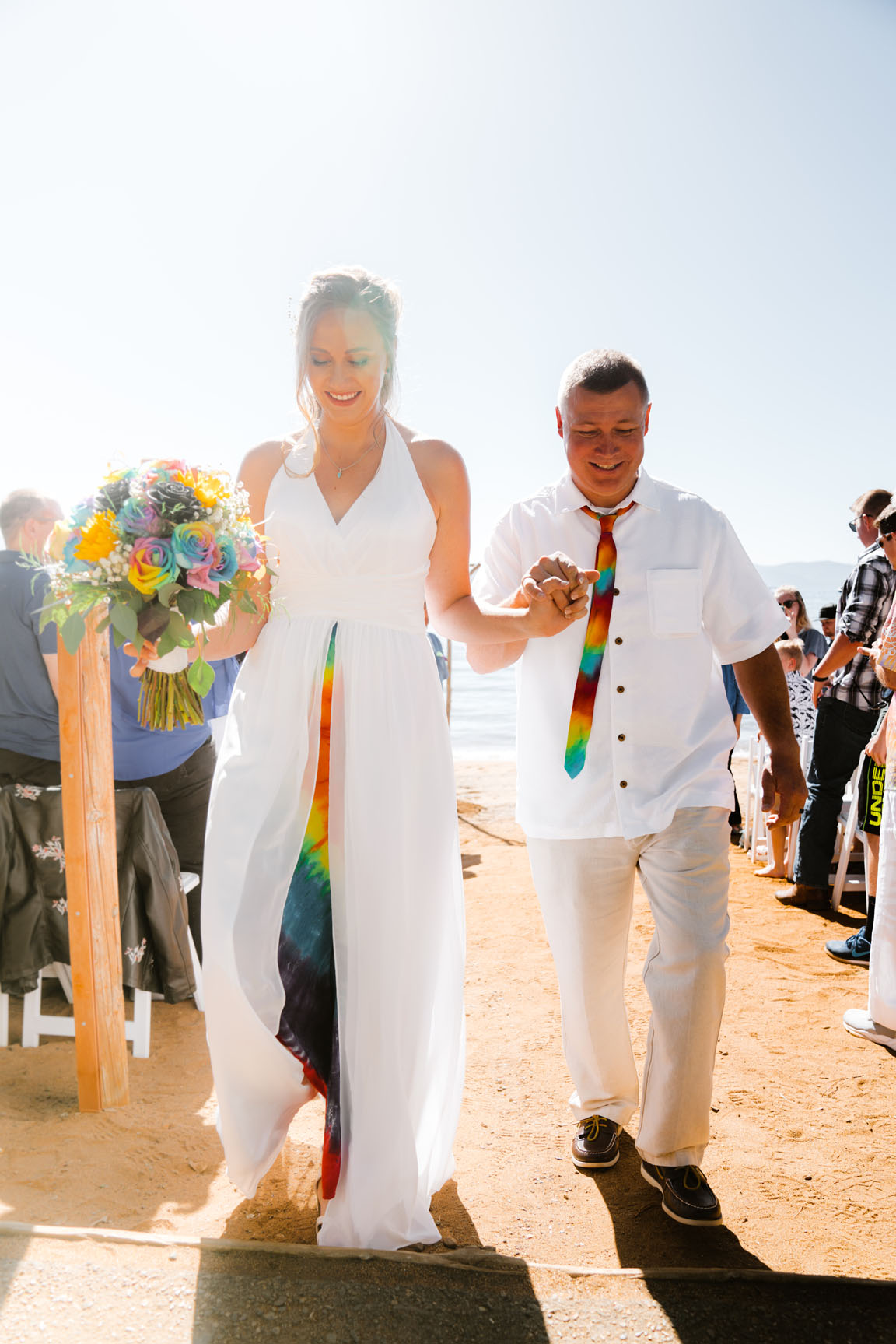 Lora and Scott South Lake Tahoe Wedding Zephyr Cove by Bessie Young Photography 2018-353.jpg
