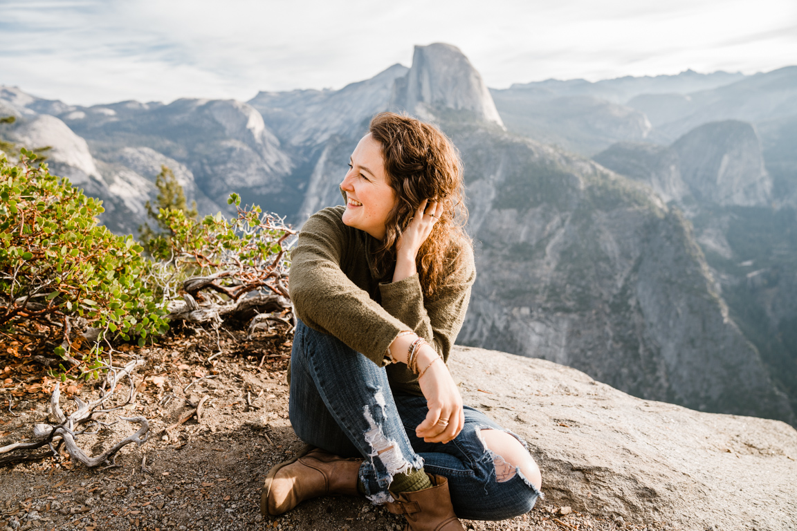 Sequoia National Park Elopement Photographer by Bessie Young Photography