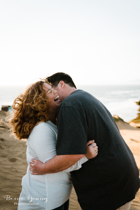 Fort Funston San Francisco Engagement Session by - Alex and Christina Bessie Young Photography 2019-68.jpg