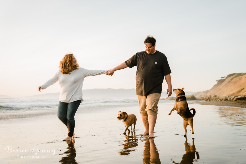 Fort Funston San Francisco Engagement Session by - Alex and Christina Bessie Young Photography 2019-272.jpg