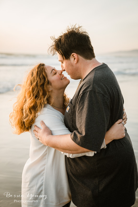 Fort Funston San Francisco Engagement Session |   Yosemite Elopement Photographer |   Christina and Alex