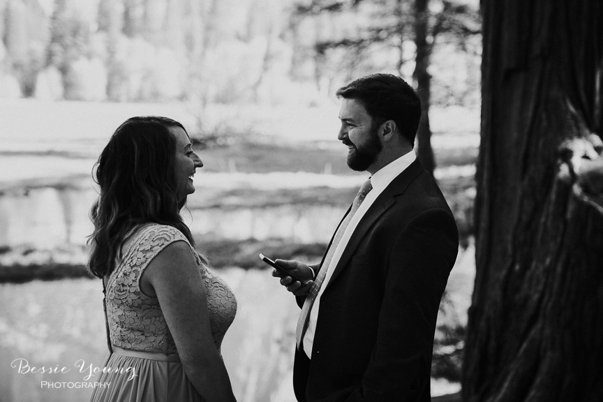 Swinging Bridge Yosemite Elopement Photographer -  Katie and Zach - Bessie Young 2019-120.jpg