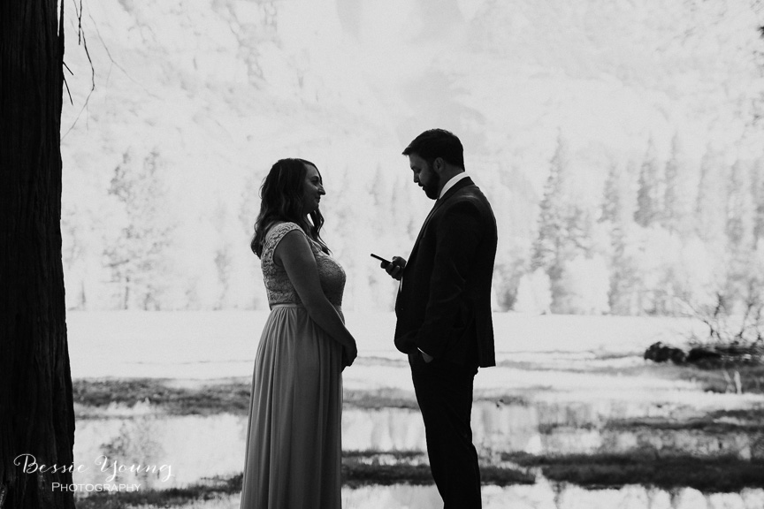 Swinging Bridge Yosemite Elopement Photographer -  Katie and Zach - Bessie Young 2019-124.jpg