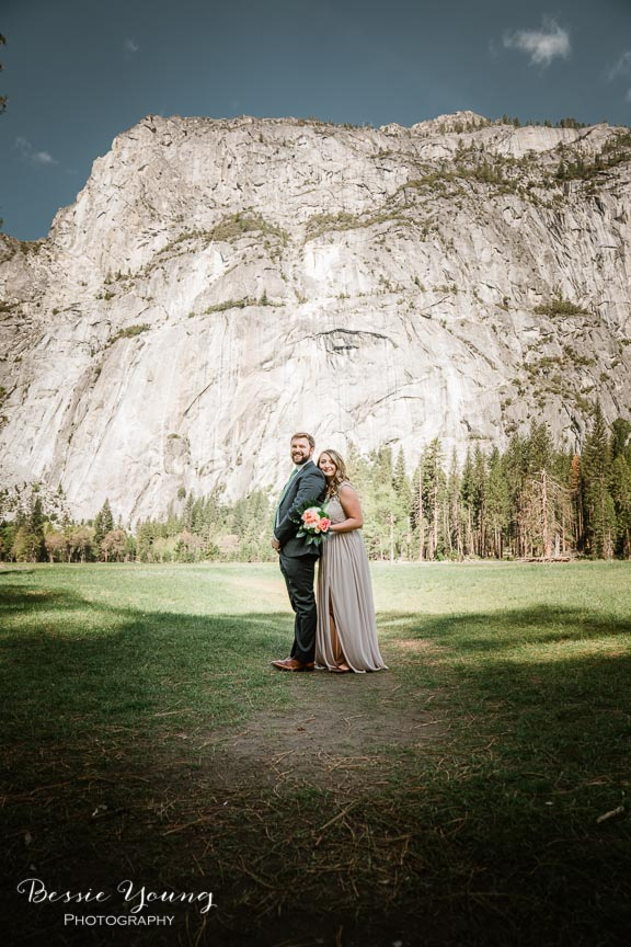 Swinging Bridge Yosemite Elopement Photographer -  Katie and Zach - Bessie Young 2019-278.jpg