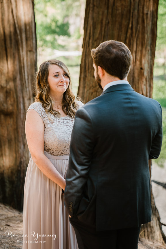 Swinging Bridge Yosemite Elopement Photographer -  Katie and Zach - Bessie Young 2019-145.jpg