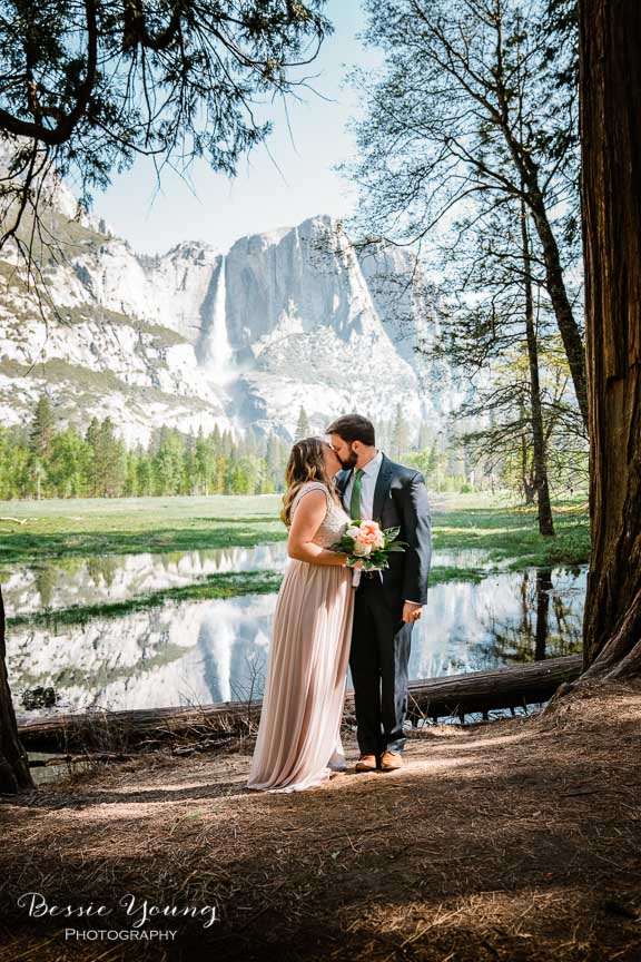 Swinging Bridge Yosemite Elopement Photographer -  Katie and Zach - Bessie Young 2019-203.jpg