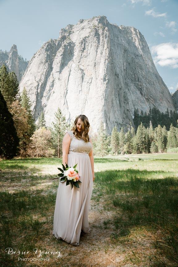 Swinging Bridge Yosemite Elopement Photographer -  Katie and Zach - Bessie Young 2019-344.jpg