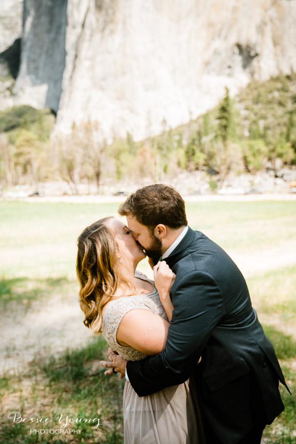 Swinging Bridge Yosemite Elopement Photographer -  Katie and Zach - Bessie Young 2019-513.jpg