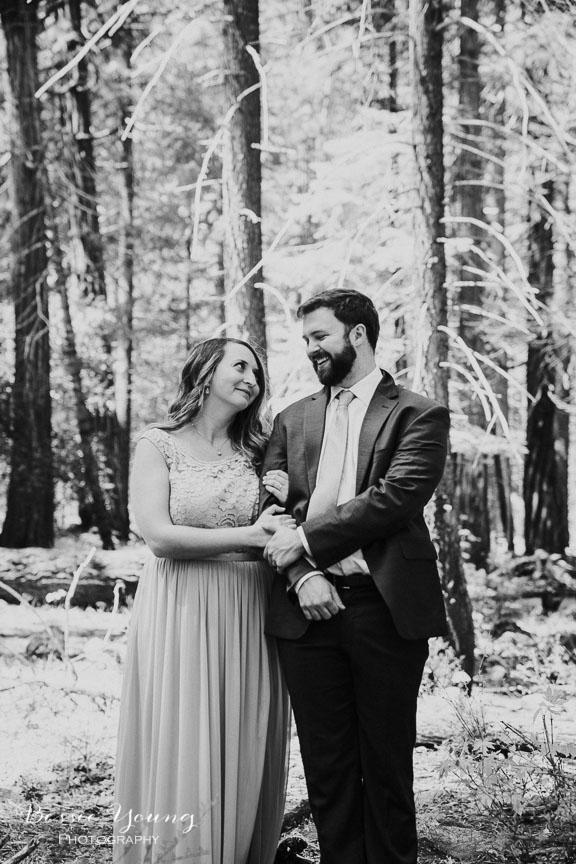 Swinging Bridge Yosemite Elopement Photographer -  Katie and Zach - Bessie Young 2019-576.jpg