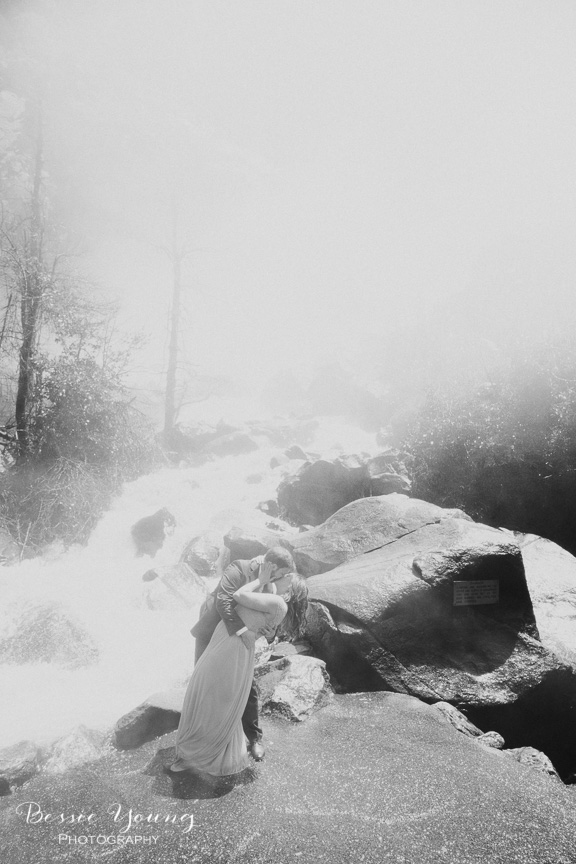 Swinging Bridge Yosemite Elopement Photographer -  Katie and Zach - Bessie Young 2019-704.jpg