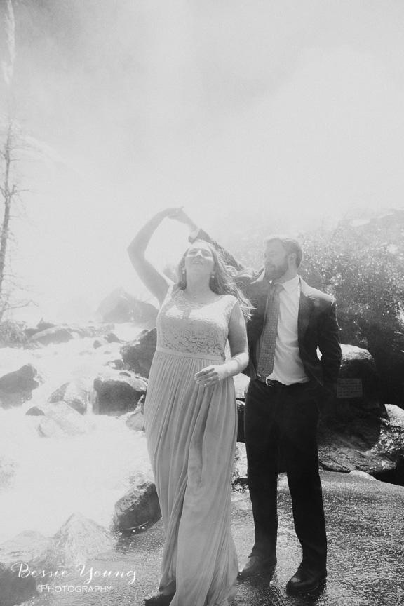 Swinging Bridge Yosemite Elopement Photographer -  Katie and Zach - Bessie Young 2019-690.jpg