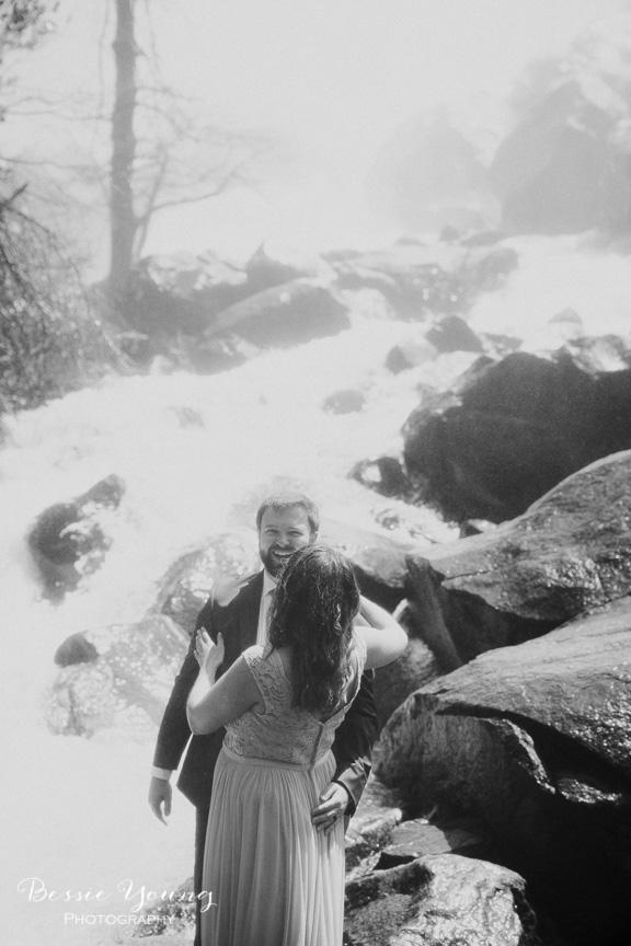 Swinging Bridge Yosemite Elopement Photographer -  Katie and Zach - Bessie Young 2019-708.jpg