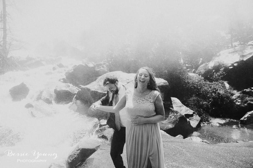 Swinging Bridge Yosemite Elopement Photographer -  Katie and Zach - Bessie Young 2019-695.jpg