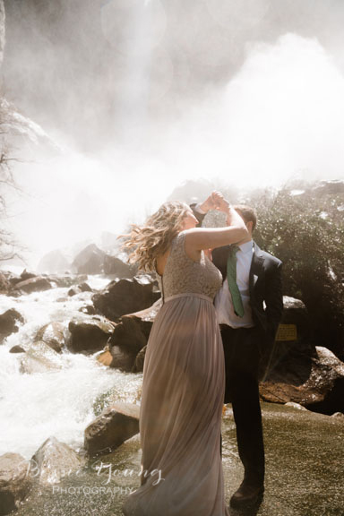 Yosemite Elopement Bridalveil Falls - Katie and Zach -  Bessie Young 2019-176.jpg