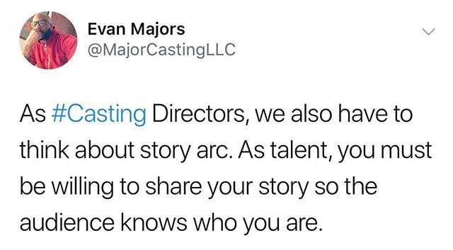 #castingdirector #majorcasting