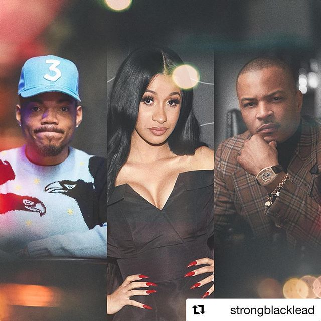 #Repost @strongblacklead ・・・ I'm so thrilled to share this news!  I can finally share what I've been #casting. This will be the biggest and first music competition series ever dedicated to #hiphop!! And of course, it will be on @netflix!  @iamcardib, @chancetherapper, and @Tip are helping undiscovered hip-hop artists pursue their dreams as judges in Rhythm + Flow, @Netflix's first music competition show set to debut in 2019.