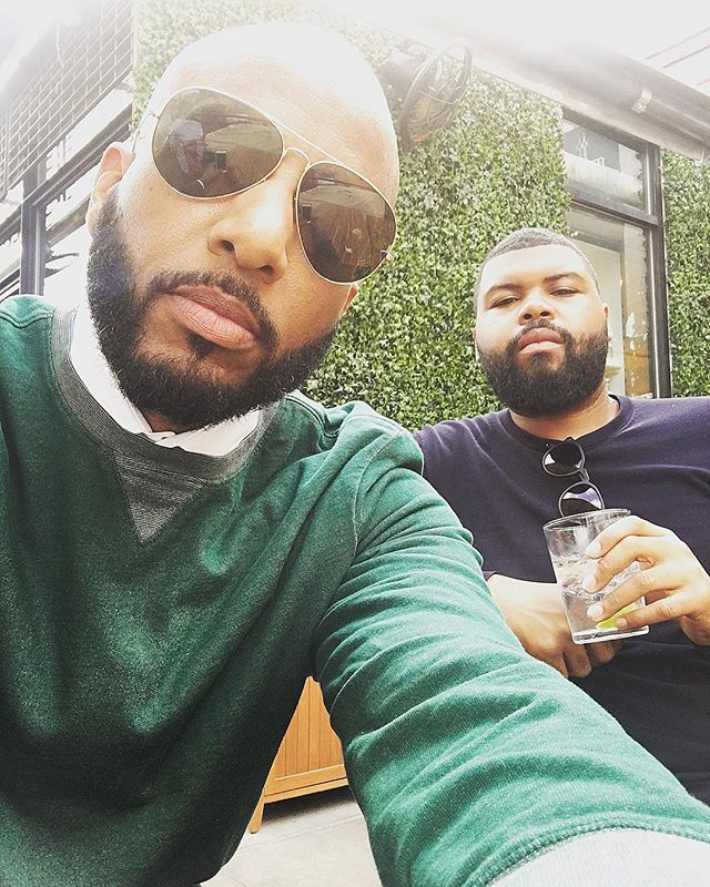 My brother from another mother.  I'll be home soon. #NYC #tbt #ues