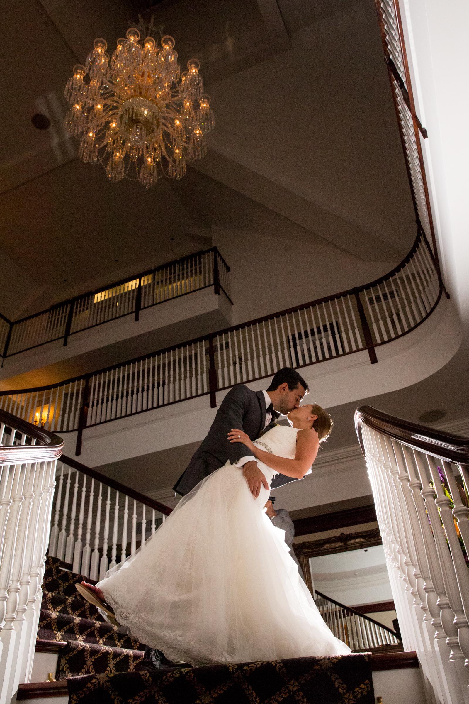 trump-national-golf-course-wedding couple-photos