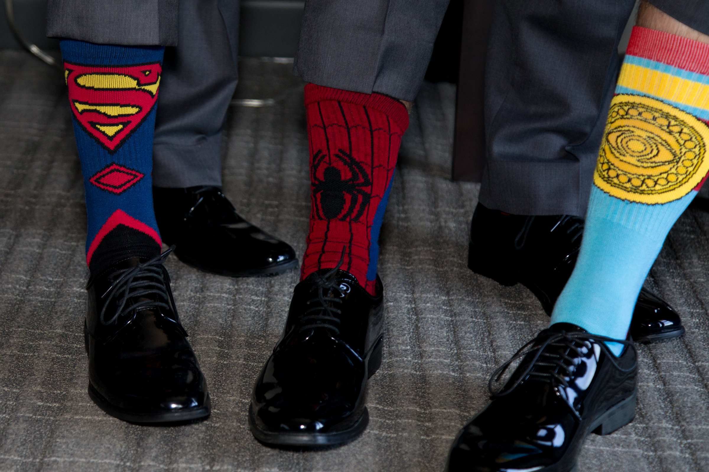 trump-national-golf-course-super-hero-socks-photograph