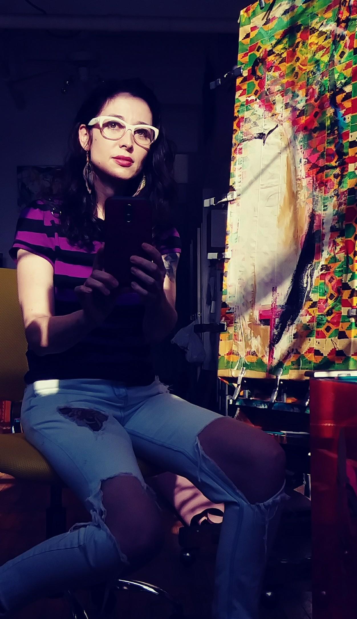Amanda Wall Studio in Brooklyn, NY