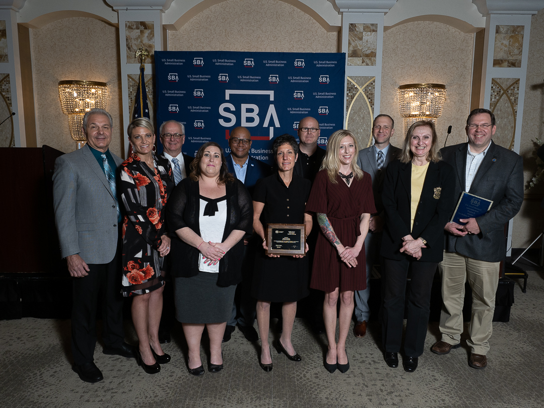 National Small Business Week recognizes the hard work, ingenuity and complete dedication of our entrepreneurs. Congrats to not one but 2 of our local Bladell Business Owners, Dennis DiPaolo and Kelly Zielinski for being SBA Buffalo District Small Business Week Winners in 2019! Dennis DiPaolo with Ilio DiPaolo's Restaurant was awarded the SBA Jeffrey-Butland Family-Owned Business Of The Year and Kelly Zielinski with The Zielinski Allstate Agency was awarded SBA Women In Business Champion Of The Year! Congrats!!!