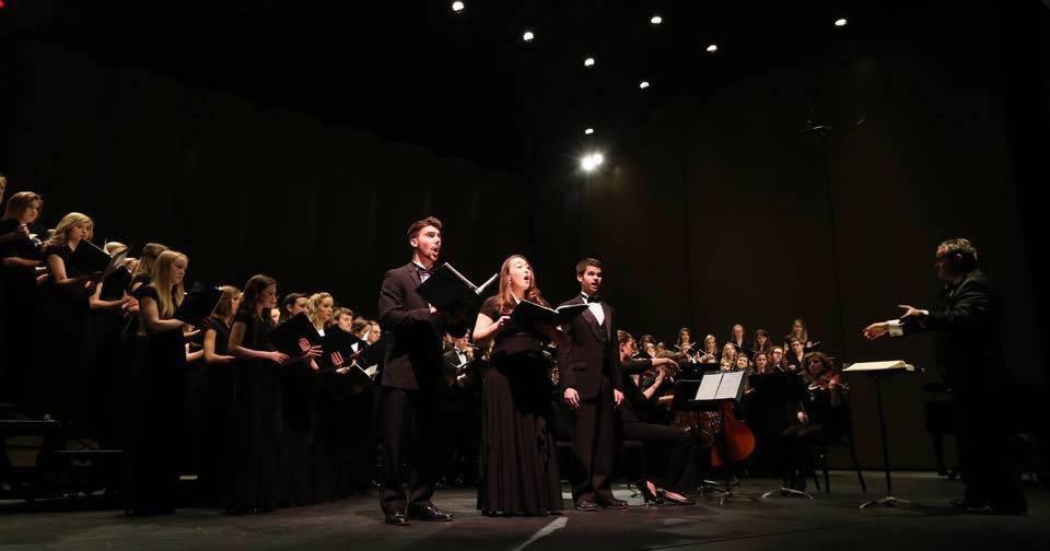 Haydn's Creation, soprano soloist