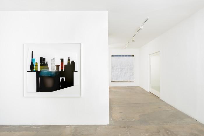 Uta Barth, 2017. Installation view 1301PE.