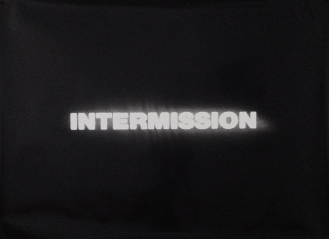 Fiona Banner, Intermission, 1992-2012, silver gelatin photograph, 49 x 67.3125 inches, 124.5 x 171 cm, Edition 3 of 5