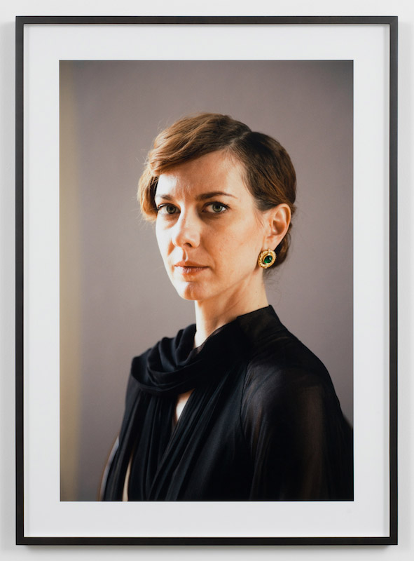 Kerry Tribe, Camille, 2012, C-type print, 43 x 31 inches, 109.2 x 78.7 cm framed, edition of 5