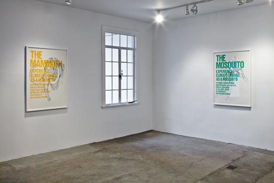 SUPERFLEX, Installation view, 2012