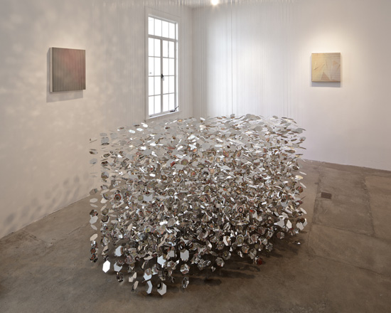 Pae White, Installation view, 2011